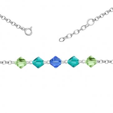 Bratara Calina - Cristale Swarovski Xilion