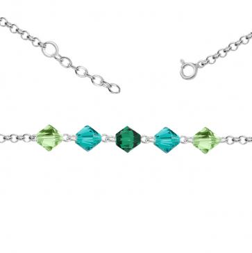 Bratara Evia - Cristale Swarovski Xilion