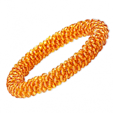 Bratara Gold - Sticla Boemia