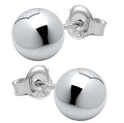 Cercei Silver Balls