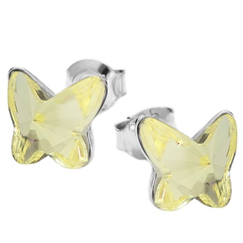 Cercei Fluturasi Jonquil - Cristale Swarovski