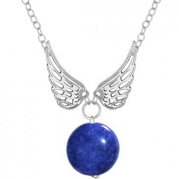 Colier Amaya - Lapis Lazuli