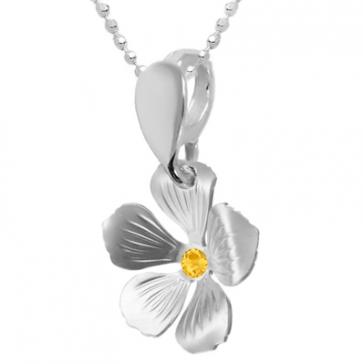 Pandantiv Floare - Cristal Swarovski Sunflower