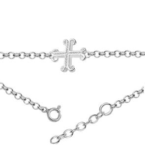 Bratara Gothic Cross