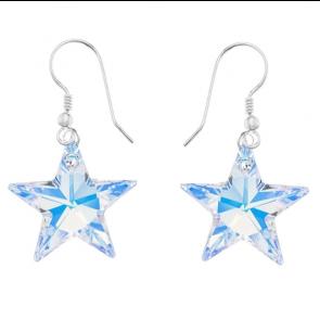 Cercei Stelute - Cristale Swarovski