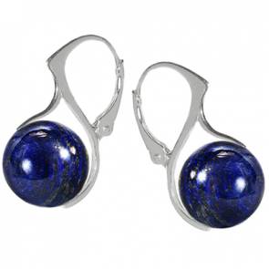 Cercei Lapis Lazuli