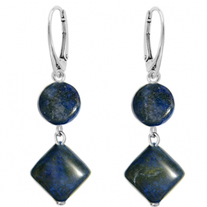Cercei Amber - Lapis Lazuli