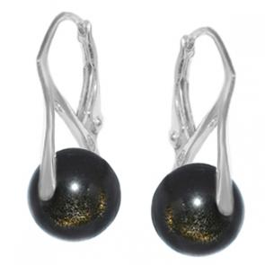 Cercei Ama - Obsidian Auriu