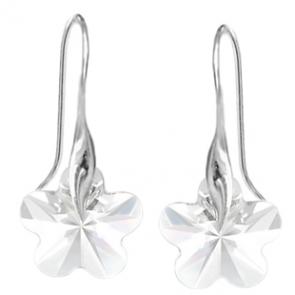 Cercei Cristal Flowers - Cristale Swarovski