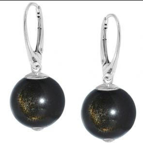 Cercei Ambrosia - Obsidian Auriu