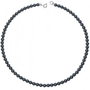 Colier Grey  - Perle Swarovski