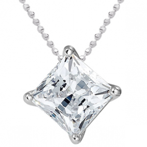 Colier Square Crystal
