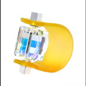 Inel Missi Concept - Yellow - Cristal Swarovski