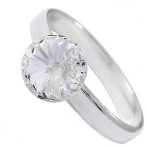 Inel Rivoli - Cristal Swarovski Crystal Clear