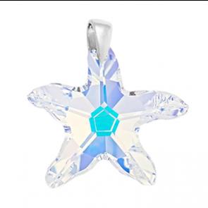 Pandantiv Stea de Mare - Cristal Swarovski