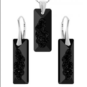 Set Growing Crystal Rectangle - Cristale Swarovski - Designer Edition