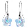 Cercei Irma - Floricele Cristale Swarovski