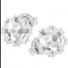 Cercei Jellyfish - Cristale Swarovski Designer Edition Céline Cousteau