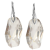 Cercei Meteor Silver Shade - Cristale