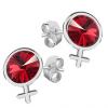 Cercei Cristale Swarovski - Female symbol