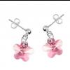 Cercei Light Rose - Cristale Swarovski