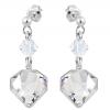 Cercei Diamante Crystal - Cristale Swarovski Designer Edition: Chris Bangle