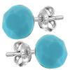 Cercei Xirius Turquoise - Cristale Swarovski