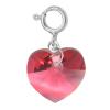 Charm Indian Pink - Cristal Swarovski