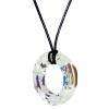 Colier Cosmic Ring -  Cristal Swarovski
