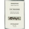 Cristale Swarovski - Crystal Pixie Tiny Treasures Flat Back Red Magma