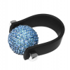 Inel Missi Concept - Sticla Boemia Albastru Denim