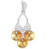 Pandantiv Chandelier Metallic Sunshine