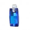 Pandantiv Blue - Cristal Swarovski
