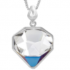 Pandantiv Diamant - Cristal Swarovski Bermuda Blue Designer Edition: Chris Bangle