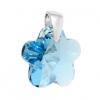 Pandantiv Aquamarine - Cristal Swarovski