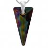 Pandantiv Spike Rainbow - Cristal Swarovski