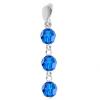 Pandantiv Capri Blue - Cristale Swarovski