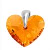 Pandantiv Truly in Love - Cristal Swarovski