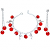 Set Red  - Cristale Swarovski