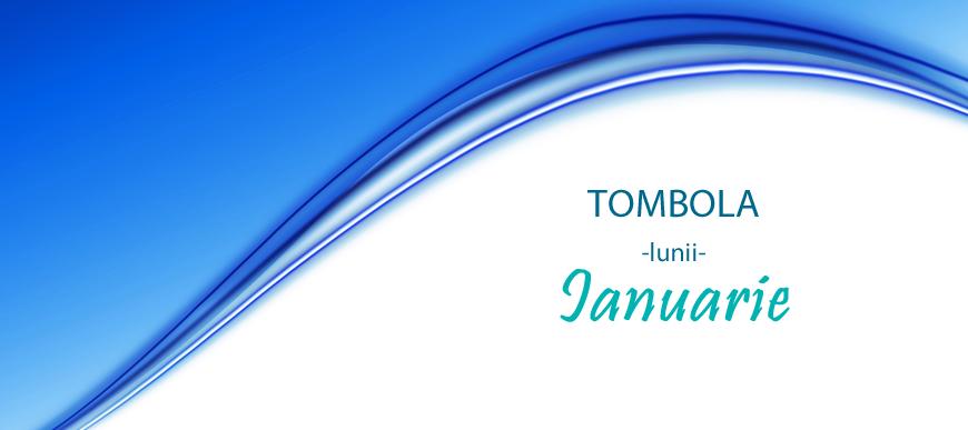 Tombola Ianuarie 2020