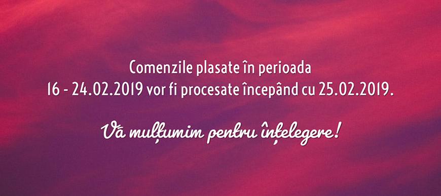 Program 16 - 24.02.2019