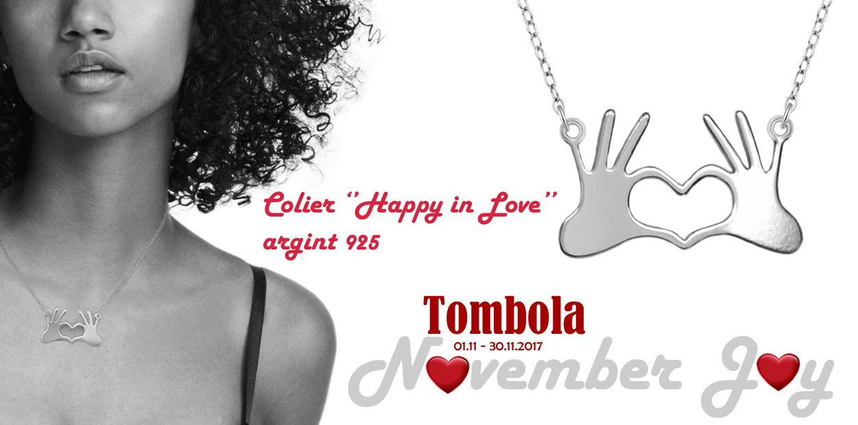 Tombola November Joy