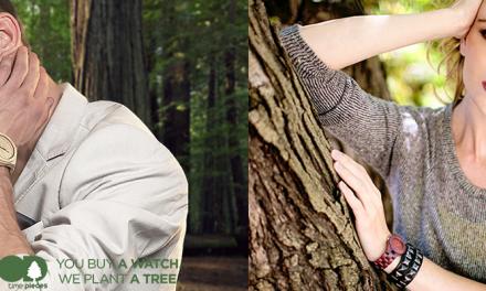 Accesorii în trend & eco-friendly – Ceasurile din lemn WeWOOD