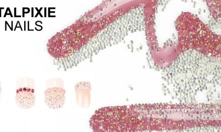Crystal Pixie from Swarovski – oferă o strălucire de invidiat unghiilor tale