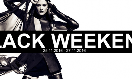 BLACK WEEKEND 25.11 – 27.12.2016