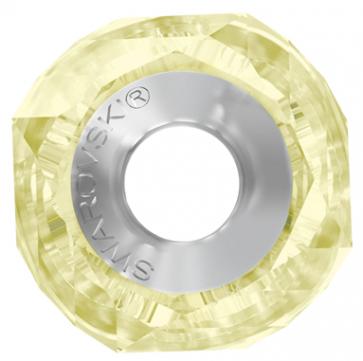 Charm Swarovski® Helix Jonquil