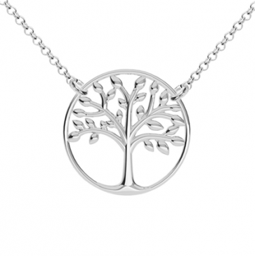 Colier Life Tree