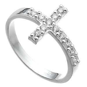Inel Cruciulita - Zirconii Crystal