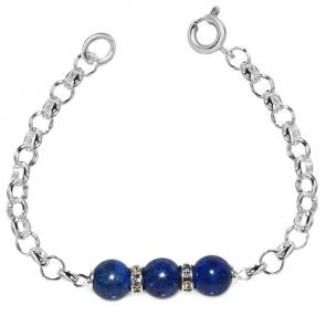 Bratara Tamara - Lapis Lazuli