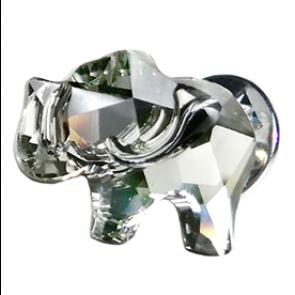 Insigna / Brosa - Elefant Cristal Swarovski